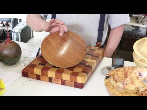 A simple approach for Pricing your Art:  woodturning with Sam Angelo