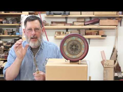 ROCKWELL HARDNESS  Scale in woodworking and woodturning:   Sam Angelo
