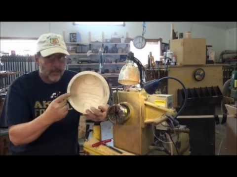 HOW TO GET STARTED IN WOODTURNING