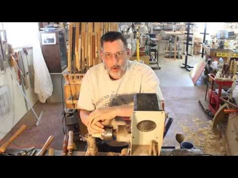 FUNdamentals of Woodturning #2 Drilling on the Lathe