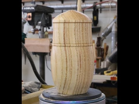 From Nature to Culture   Woodturning with  Sam Angelo